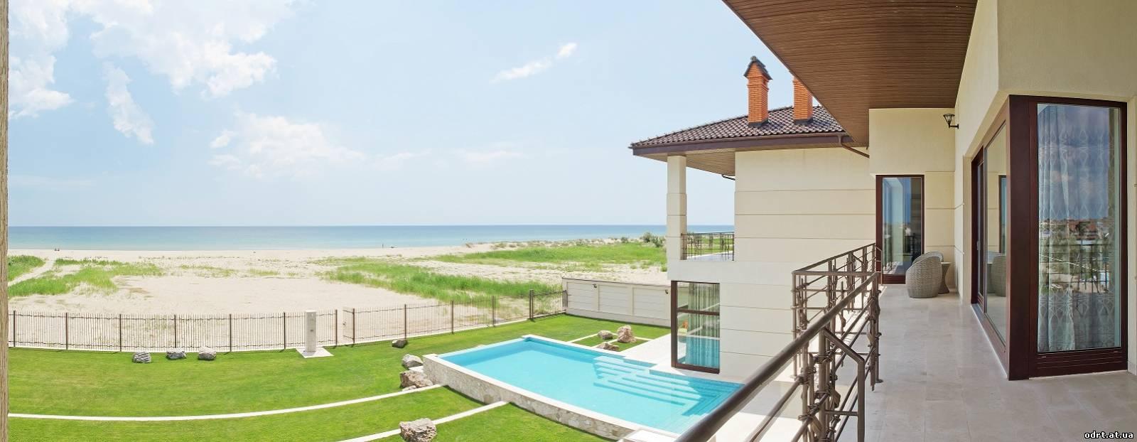 Купить гостиницу на берегу моря недорого